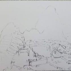 fog/mist sketch