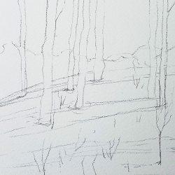 ALA_Sketch_winter_landscape