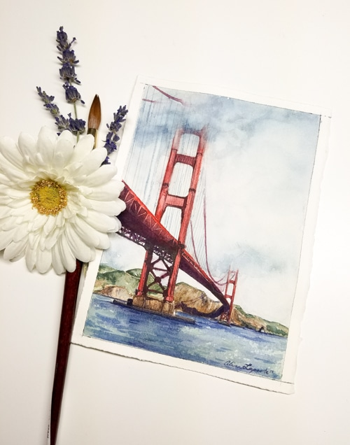 Golden Gate setup