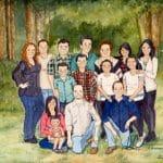 Judy Family Portrait